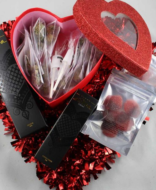 Valentines Day Box of Weed